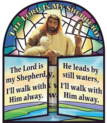 The Lord is My Shepherd Song Visuals (2s/3s - Primary)   -