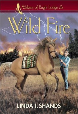 Wild Fire - eBook  -     By: Linda Shands