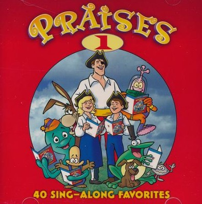 Abeka Praises 1: 40 Sing-Along Favorites, Split-Track  Edition  -