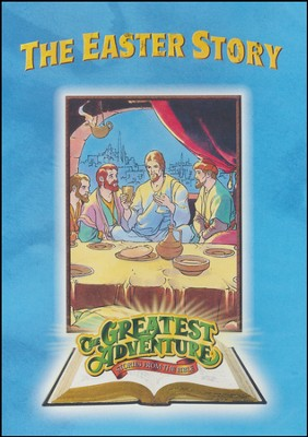 The Easter Story, The Greatest Adventure: Stories  from the Bible Series, DVD  -