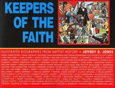 Keepers Of The Faith   -     By: Jeffrey Jones
