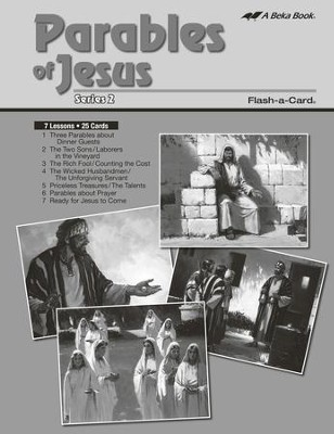 Extra Parables of Jesus Series 2 Lesson Guide    -