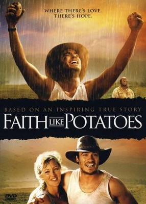 Faith Like Potatoes DVD   -