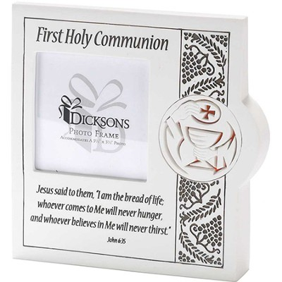 First Holy Communion Photo Frame  -