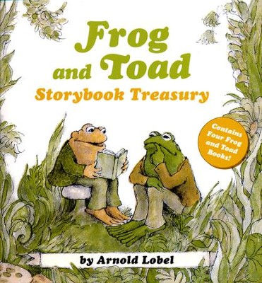 Frog and Toad Storybook Treasury  -     By: Arnold Lobel     Illustrated By: Arnold Lobel