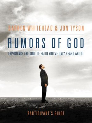 Rumors of God Participant's Guide - eBook  -     By: Darren Whitehead & Jon Tyson