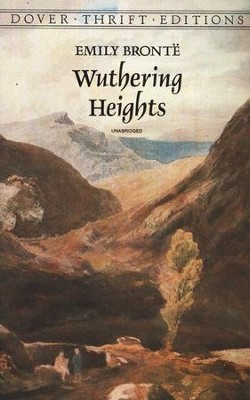 Wuthering Heights (Dover Publications) Paperback   -     By: Emily Bronte