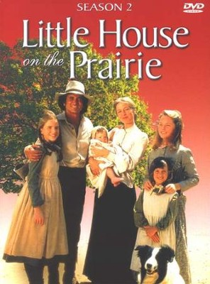 Little House on the Prairie: Season 2, DVD   -