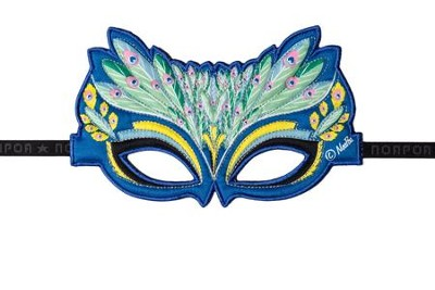Peacock Dress Up Mask  -