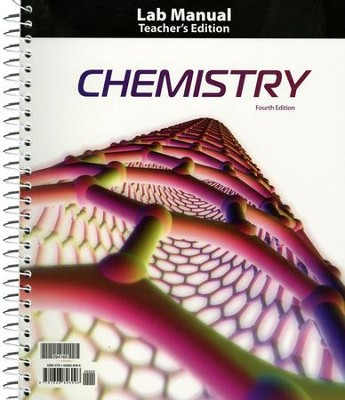 Chemistry Grade 11 Lab Manual Teacher's Edition (4th Edition)  -