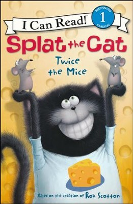 Splat the Cat: Twice the Mice   -     By: Rob Scotton