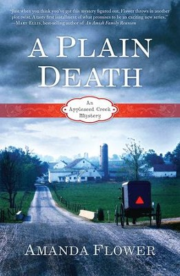 A Plain Death, Appleseed Creek Mystery Series #1 -eBook   -     By: Amanda Flower
