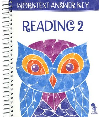 Reading 2 Student Worktext Teacher's Edition (3rd Edition)  -