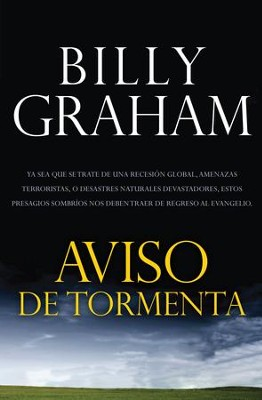 Aviso de tormenta - eBook  -     By: Billy Graham