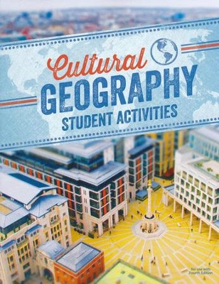 Geography Grade 9 Student Activity Manual (4th Edition)   -