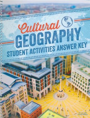 Geography Grade 9 Activity Manual Key (4th Edition)   -