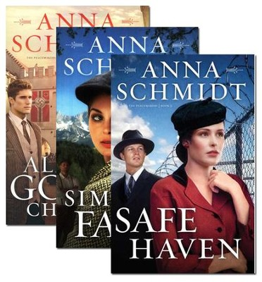The Peacemakers Series, Volumes 1-3  -     By: Anna Schmidt