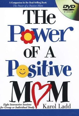 The Power of a Positive Mom, DVD   -     By: Karol Ladd