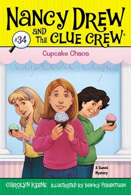 Cupcake Chaos - eBook  -     By: Carolyn Keene     Illustrated By: Macky Pamintuan