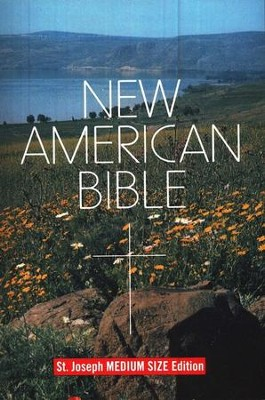 New American Bible(NABRE) St. Joseph Medium-Size Edition    -