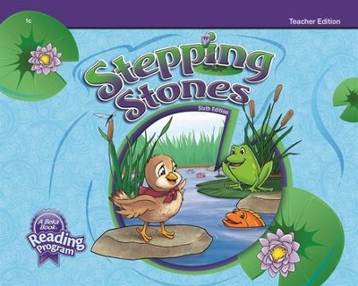Abeka Stepping Stones Reader Grade 1 Teacher Edition (New  Edition)  -
