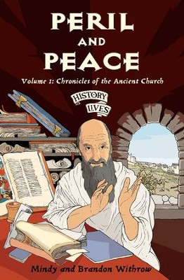 Peril and Peace: Vol 1 - eBook  -     By: Mindy Withrow, Brandon Withrow