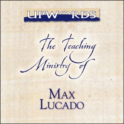 You'll Get Through This - Sermon Series by Max Lucado   -     By: Max Lucado