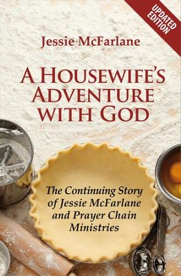 Housewife's Adventure with God - eBook  -     By: Jessie McFarlane, Irene Howat