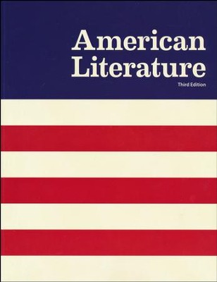BJU American Literature, Student Textbook Grade 11 (Third  Edition)  -