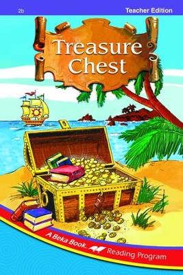 Abeka Treasure Chest Teacher Edition   -