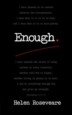 ENOUGH! - eBook  -     By: Helen Roseveare