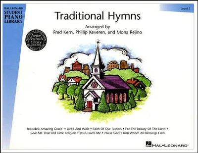 Traditional Hymns Level 1 (Book Only)   -