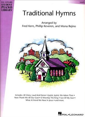 Traditional Hymns Level 2   -