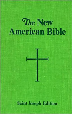 The New American Bible(NABRE) Saint Joseph Student Edition   -