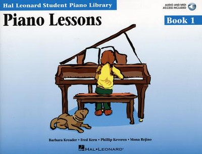 Piano Lessons Book 1     -