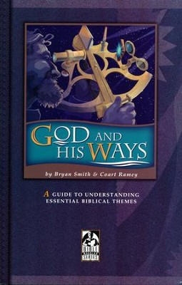 BJU Press God and His Ways, Student Text (Updated Copyright)  -