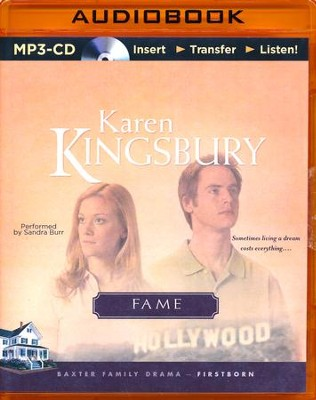 Fame - unabridged audio book on MP3-CD  -     Narrated By: Sandra Burr     By: Karen Kingsbury