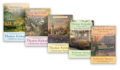 Thomas Kinkade's Angel Island Series, Volumes 1-5  -     By: Thomas Kinkade, Katherine Spencer