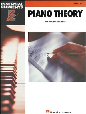 Essential Elements Piano Theory-Level 2   -     By: Mona Rejino