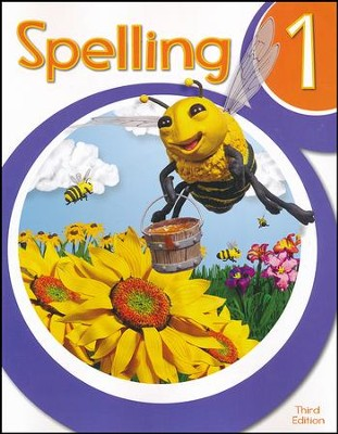 Spelling 1 Student Worktext 3rd Edition   -