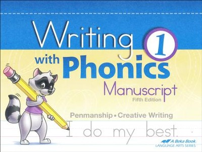 Abeka Writing with Phonics 1 (Manuscript; New Edition)   -