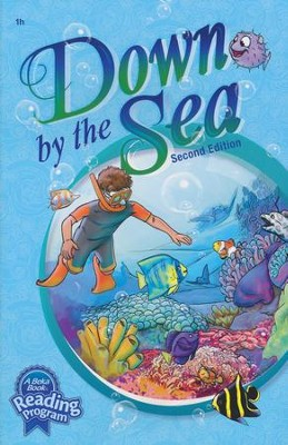 Abeka Down by the Sea Reader Grade 1 (New Edition)   -