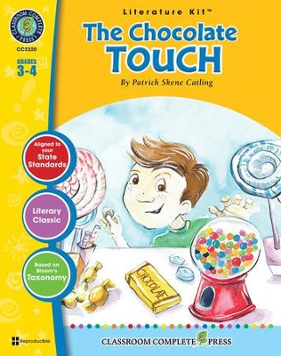 The Chocolate Touch Literature Kit Gr 3 4 Pdf Download