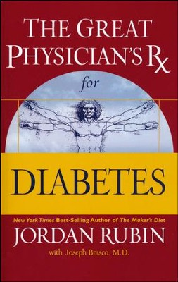 Great Physician's Rx for Diabetes  -     By: Jordan M. Rubin, Joseph Brasco