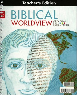 Biblical Worldview Teacher's Edition (KJV Edition)   -