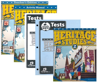 Heritage Studies 2 Kit (3rd Edition)   -