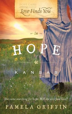 Love Finds You in Hope, Kansas - eBook  -     By: Pamela Griffin