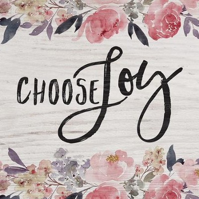 Choose Joy, Block Sign, Small  -