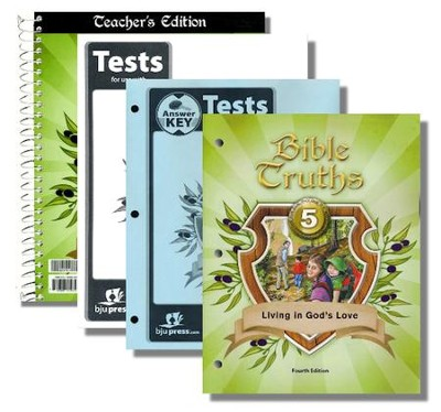 Bible Truths 5 Kit (4th Edition)   -