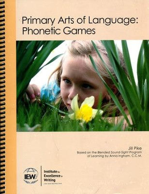 Primary Arts of Language: Phonetic Games   -     By: Jill Pike